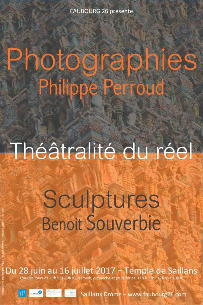 EXPOSITION SCULPTURES ET PHOTOGRAPHIES @ LE TEMPLE